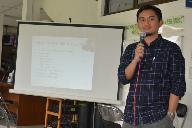 RSU Pindad Bandung Adakan Penyuluhan Diabetes