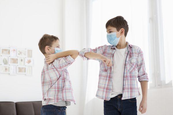 Siapkah si kecil anda menghadapi ancaman di masa pandemi?!